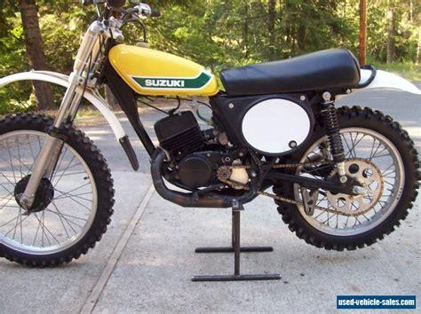 Suzuki 125 For Sale 1973 Suzuki Tm125 For Sale In Canada