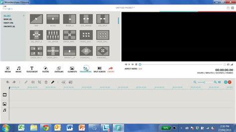 wondershare filmora video editing tutorial wondershare filmora tutorial youtube