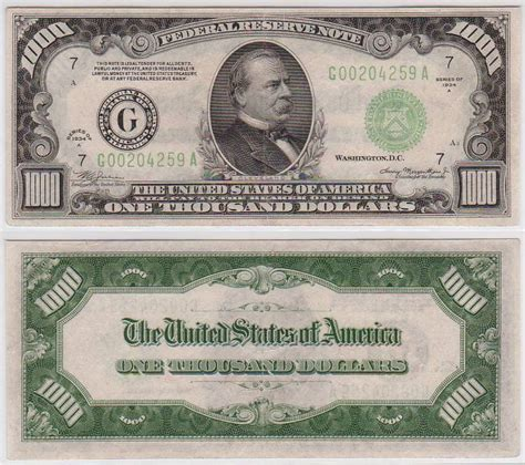 Mba In 1000 Usd by Mehrapensmin 1000 Dollar Bill