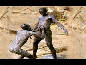 tribal copulation tribe life namibian tribe at africa himba culture egy 233 b