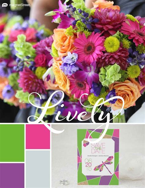 Top 2019 Wedding Color Trends: Spring, Summer, Fall