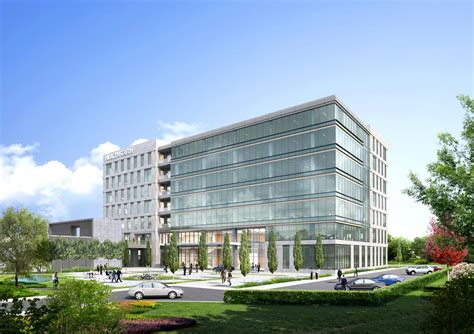 Of Alabama Birmingham Mba by Healthsouth Breaks Ground On New Office Birmingham