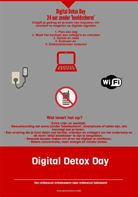 Rescue 5 Day Detox Side Effects by Email Tsunami S Verpletteren Onze Productiviteit Career