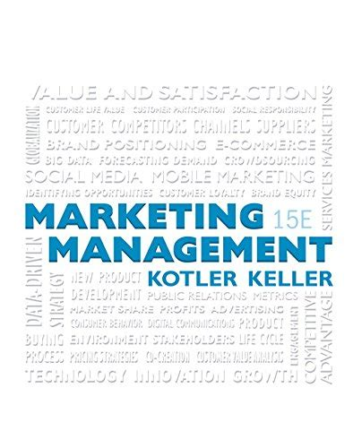 Marketing Management Textbook For Mba by Kevin Keller Textbooks
