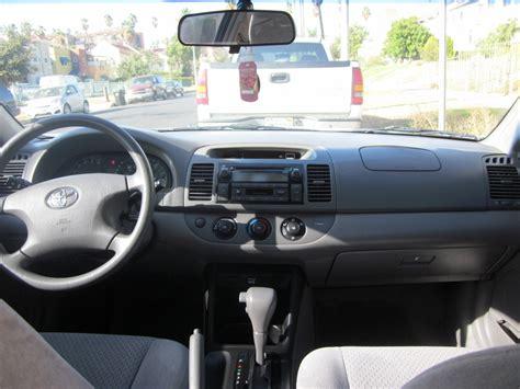 2004 Toyota Camry Interior 2004 Toyota Camry Pictures Cargurus