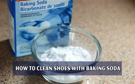 can you use baking powder to clean white shoes style