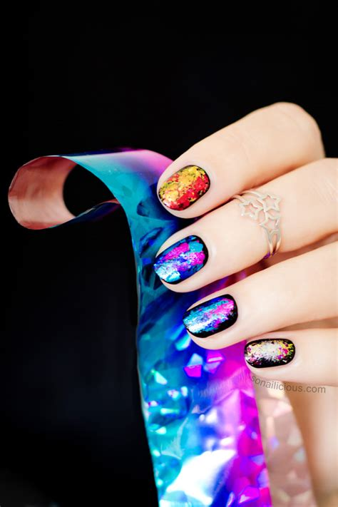 Nail Foil by Foil Nails How To