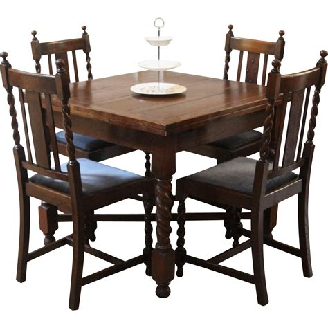 pub table with leaf and chairs antique draw leaf pub dining table and chairs