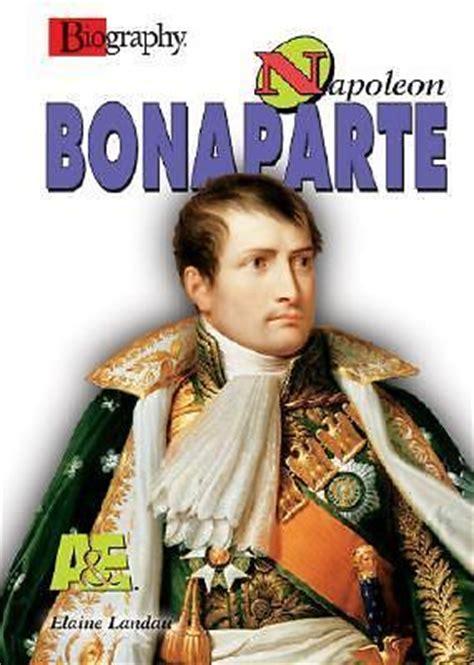 napoleon bonaparte biography wiki napoleon bonaparte a e biography 0822534207 ebay