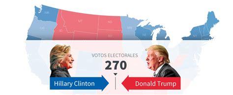 quien ganara las elecciones en usa 2016 quien ganara las elecciones en usa