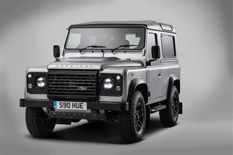 land rover defender passes 2 million production milestone