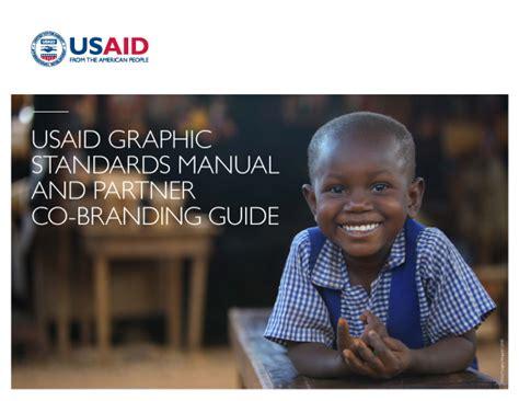 Usaid Branding U S Agency For International Development Usaid Branding And Marking Template