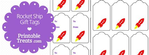 rocket name tags printable free printable rocket ship templates printable treats com