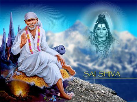 wallpaper for pc of sai baba shiva shirdi sai baba religious wallpapers latest