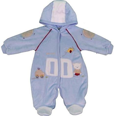 Jumper Suit For Baby Born 1 baby infant newborn suit winter coat hoody jump suit jumper ebay