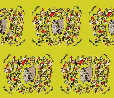 pugs for sales puzzle pugs fabric tracey wirth designs spoonflower