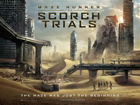 new maze runner the scorch watch the new trailer for maze runner the scorch trials