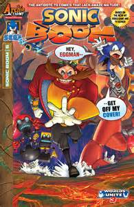 archie sonic boom issue 5 sonic news network the sonic wiki