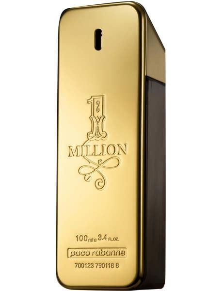 paco rabanne 1 million eau de toilette tendance parfums