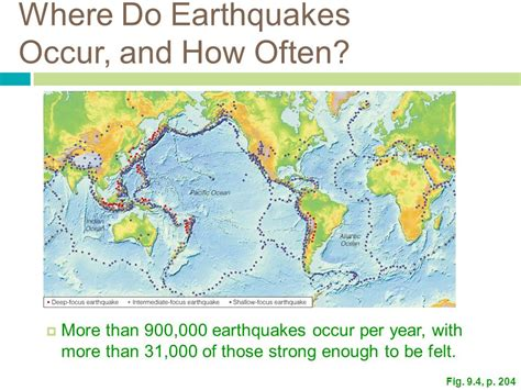 earthquake often happens around us earthquakes and earth s interior ppt video online download
