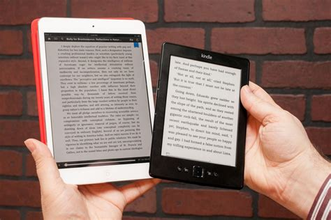 what is the best e reader mini vs kindle paperweight the best e book reader