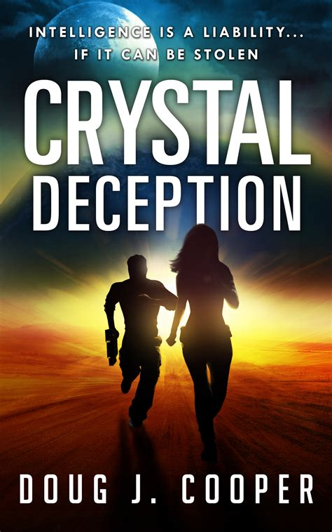 the deception books deception by crystalseries scifi thriller