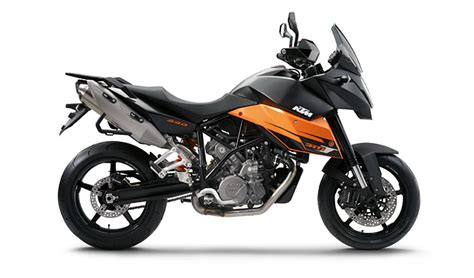 Ktm 990 Supermoto Top Speed 2009 Ktm 990 Supermoto T Review Top Speed