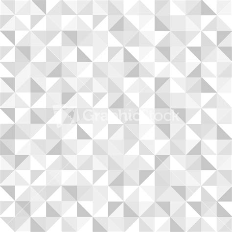 pattern white and gray seamless white geometric pattern stock image