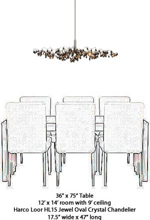 Dining Room Chandelier Size Size Chandelier My Dining Room Image Search Results