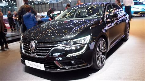 renault talisman 2017 renault talisman 2017 in detail review walkaround interior