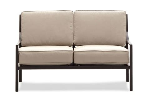 loveseat patio com strathwood rhodes deep seat loveseat patio