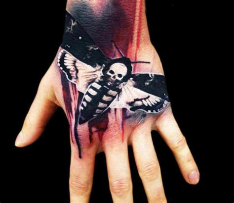 tattoo on hand death insect tattoos and their meanings inked cartel