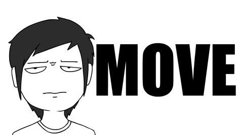 move and move