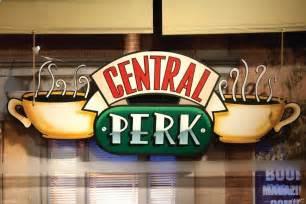 home decor tv shows friends central perk tv show poster home decor customized