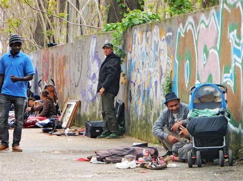 mercatino dell usato porta maggiore roma porta maggiore il mercato dei romfra rifiuti cibo