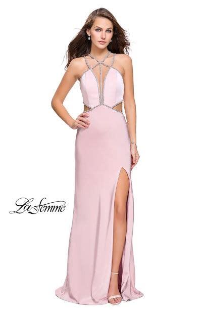 la femme la 97 pink prom dresses formal homecoming plus size page 9