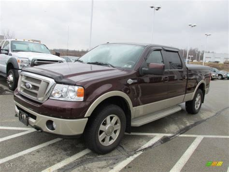 pictures of ford f150 king ranch 2008 ford f150 king ranch supercrew 4x4 exterior photos