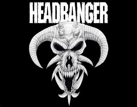 Kaos Musik By Headbanger Shop by Vote For The Headbanger T Shirt On Graphic Tide And