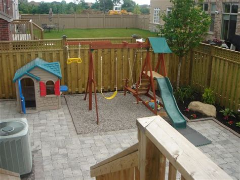 small backyard playground now this is a creative idea for a children s playground