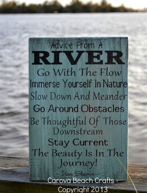 river home decor river home decor advice river wood sign from signs of love