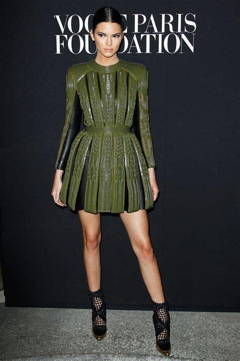 Kendall Jenner Fashion Week 2014 | kendall jenner vogue foundation gala paris fashion