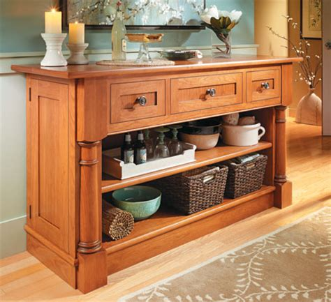 Sideboard Woodworking Plans cherry sideboard woodsmith plans