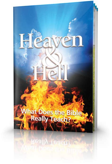 heaven  hell    bible  teach