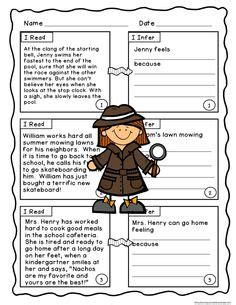 context clues on pinterest | context clues, task cards and