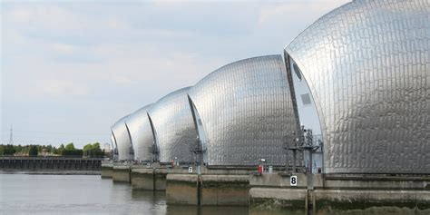 thames barrier location thames flooding flushes out flawed thinking on london data