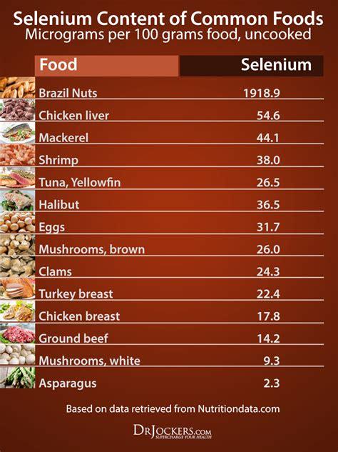 Selenium And Mercury Detox by How Selenium Helps To Detoxify Mercury