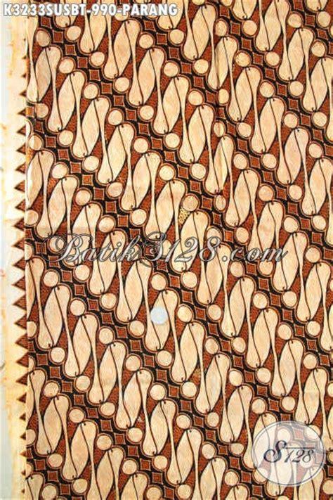 Kain Batik Parang Abu Abu 1 jual kain batik batik halus motif