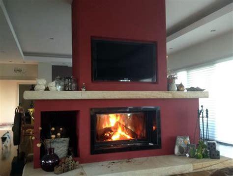 two sided wood fireplace sided wood fireplace chazelles