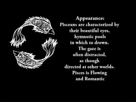 all about pisces youtube