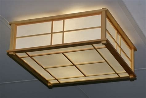 Japanese Style Ceiling Lights Keep Your Ceiling Traditional With Japanese Style Ceiling